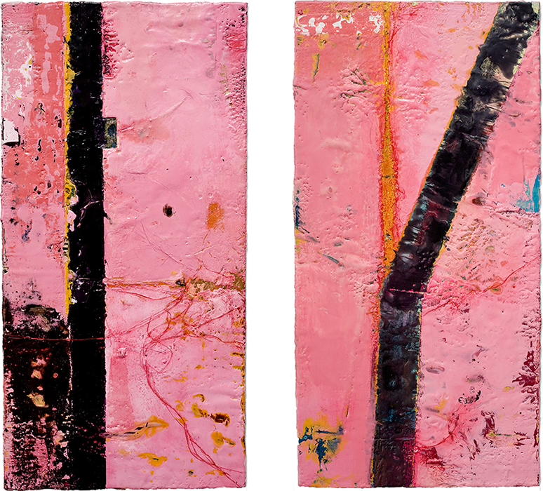 Bruised Reed Diptych