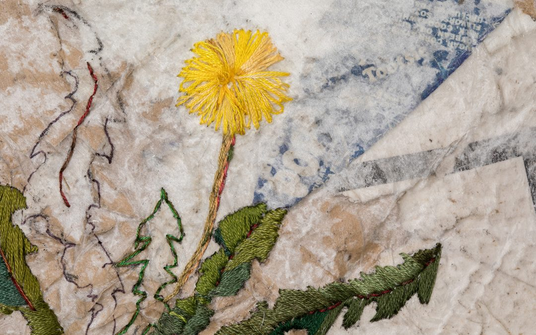 Philly Botanicals Triptych